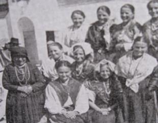 Storia di donne Cilentane