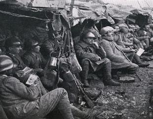 Lettere dalla grande guerra.