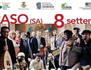 """Sabato 8 settembre 2018 a Ceraso , l'anteprima dell'edizione 2019 della rassegna """"Dialoghi sul Male"""", con l'Orchestra di Piazza Vittorio"""