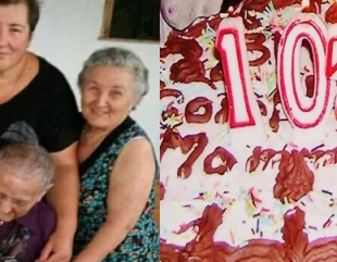 A Valle di Sessa Cilento, nonna Diamandina compie 103 anni