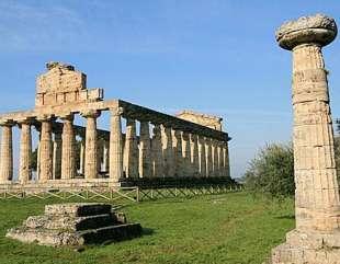 Domenica 4 Novembre, porte aperte al parco archeologico di Paestum.