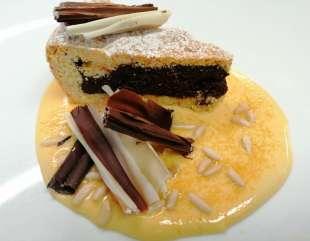 Un dolce che contiene una tradizione tutta Cilentana: Crostata di sanguinaccio