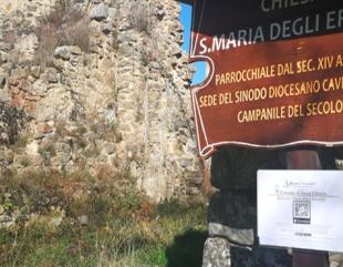 Qualsiasi monumento del Cilento ha storie da raccontare. Nasce GeoBlog
